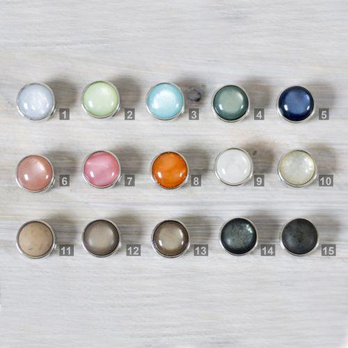 kleuren kleursliders