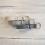 sleutelhangers breed driekleuren