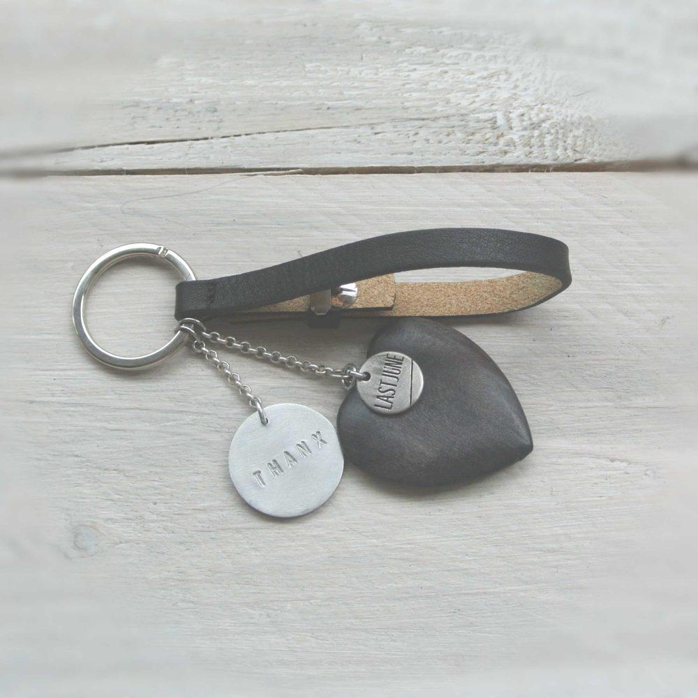 sleutel tashanger zwart